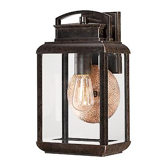 Byron Outdoor QZ/BYRON/Medium Wall Lantern - Elstead Lighting Qz / Byron / QZ/BYRON/M