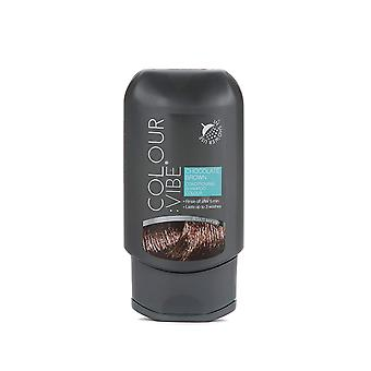 Colour Vibe Conditioning Shampoo-in Colour ~ Chocolate Brown