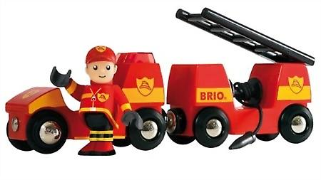 BRIO Fire Engine 33576