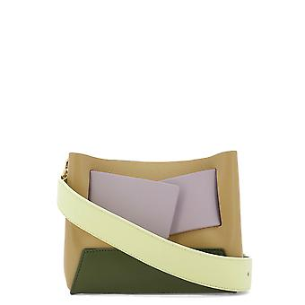 Yuzefi Dinky Multicolor Leather Shoulder Bag