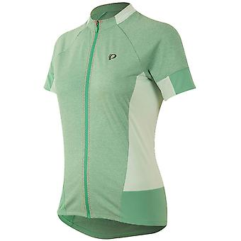 Pearl Izumi Green Spruce Select Escape Womens Short Sleeved Cycling Jersey