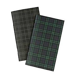 Echo Park Paper Black Watch Travelers Notebook Insert Blank (TNBW1001)