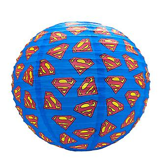 Superman Spherical Paper Lightshade
