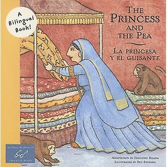 The Princess and the Pea/La Princesa y El Guisante by Pau Estrada - F
