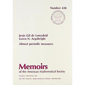 Almost Periodic Measures (Memoirs of the American Mathematical Societ