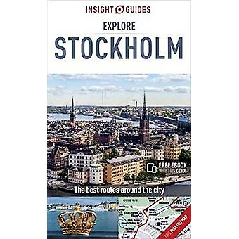 Insight Guides Explore Stockholm by Insight Guides - 9781786716316 Bo