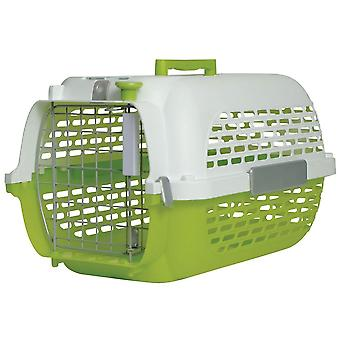 Dogit Voyageur Cat/Dog Carrier Green/White - Small