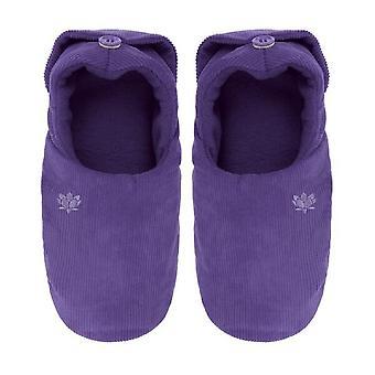 Ladies profumo Casa lavanda profumata Microwavable Pantofole