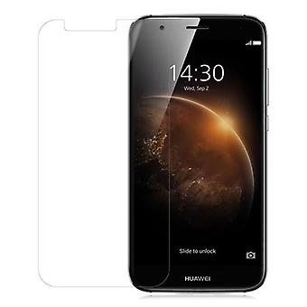 Cadorabo Tank Film for Huawei G7 PLUS / G8 / GX8 - Protective Film in KRISTALL KLAR - Tempered Display Protective Glass in 9H Hardness with 3D Touch Compatibility