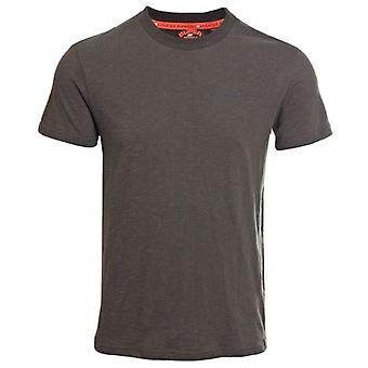 Superdry Urban Athletic Classic T-shirt Olive/black Feeder