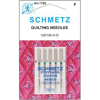 Quilt Machine Needles Size 11 75 5 Pkg 1735