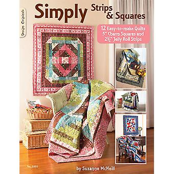 Design Originals Simply Strips & Squares Do 5331