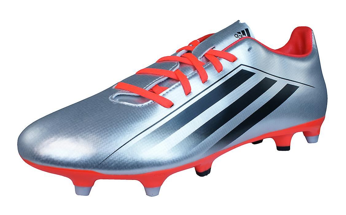 adidas RS7 TRX SG 4.0 Mens Rugby Boots - Silver