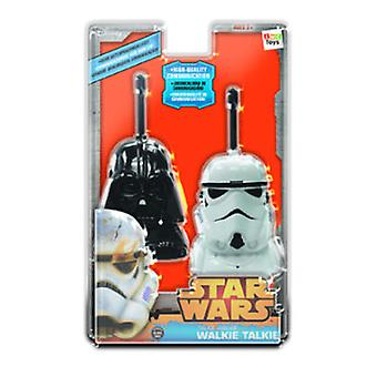 IMC Toys Star Wars Walkie Talkie Face