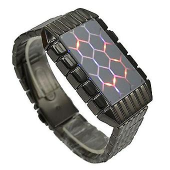 Led Watch Turtle Back