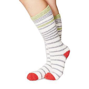 Cloud women's soft & fluffy dress socks | Recycled polyester! By Braintree