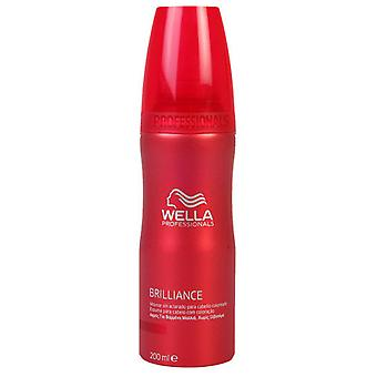 Wella Professionals Brilliance Leave In Mousse