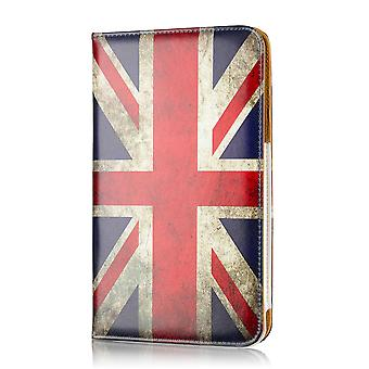 Design book case for Tesco Hudl 2 - Union Jack UK Flag