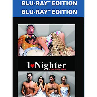 1 nighter [Blu-ray] USA importerer