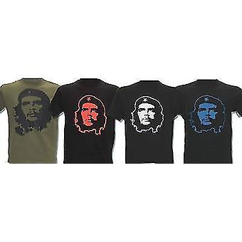 Cool Che Guevara Printed Revolution Cult T-Shirt