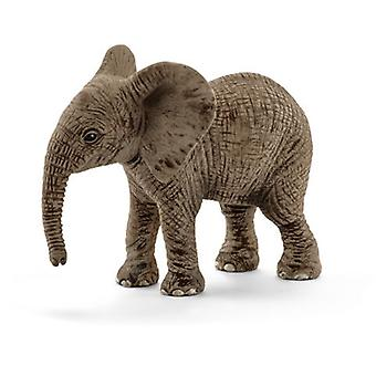 Schleich African elephant calf (Toys , Dolls And Accesories , Miniature Toys , Animals)