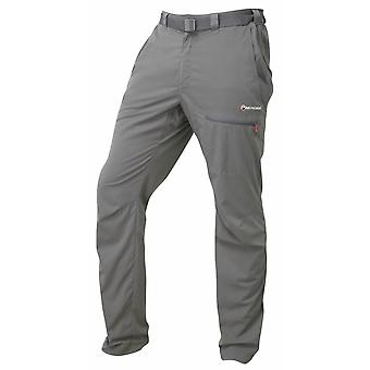 Montane Mens Terra Pack Pants Regular Leg Mercury (Large)