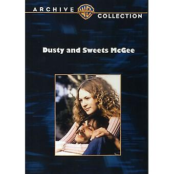 Dusty & Sweets McGee [DVD] USA import