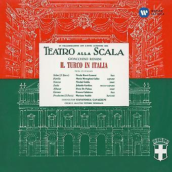 Rossini/Callas - Il Turco in Italia (1954) importación de Estados Unidos [CD]