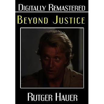 Beyond Justice [DVD] USA import