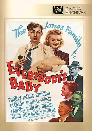 Everybody's Baby [DVD] USA import