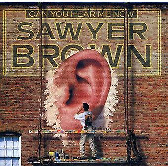 Sawyer Brown - kan du höra mig nu [CD] USA import