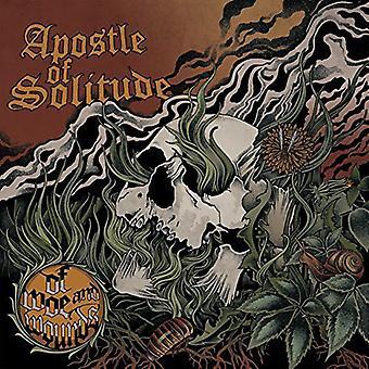 Apostlen ensomhed - ve & sår [Vinyl] USA import