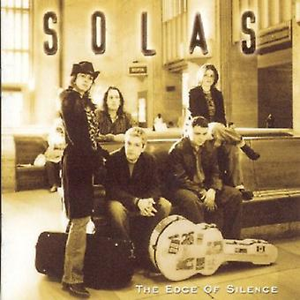 Solas - Edge of Silence [CD] USA import