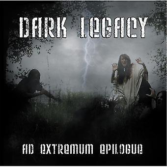 Dark Legacy - AD Extremum Epilogue [CD] USA import