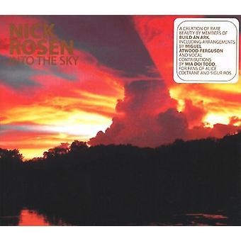 Nick Rosen - i himlen [CD] USA import