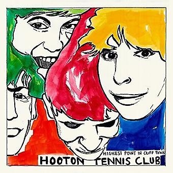 Hooton tennisklub - højeste punkt i Cliff Town [CD] USA importerer