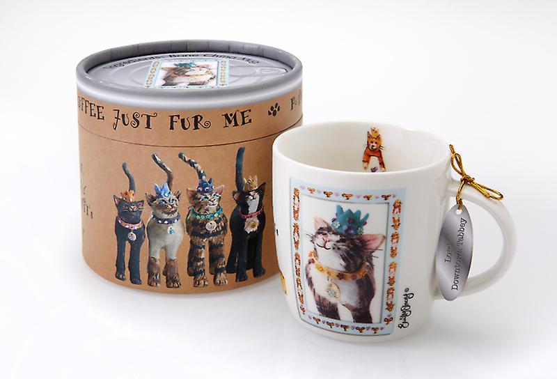 Tabbey Pawtraits Mug Royal Lord Downtown Furmily Cat CsBthQxord