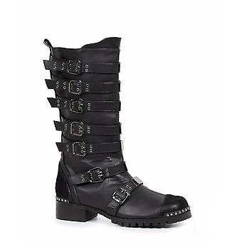 E-158-PUNK 1.5 Mens Ankle Boot with Dcor