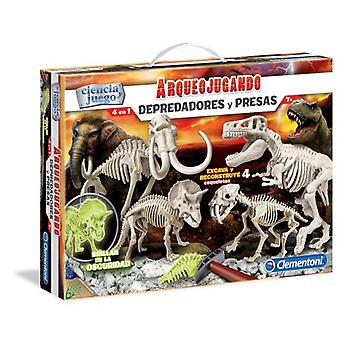 Clementoni Predators and prey (Toys , Educative And Creative , Science And Nature)