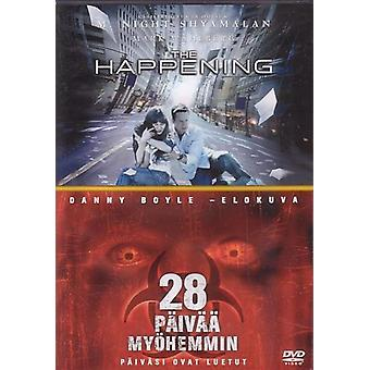 Happening/28 jours plus tard (2 disc set) (DVD)