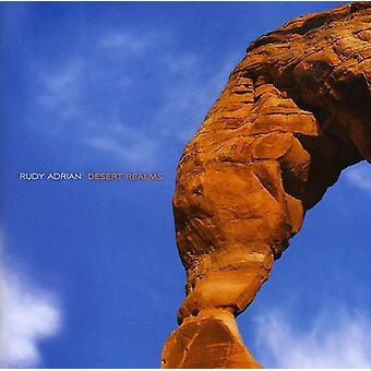 Rudy Adrian - ørkenen riger [CD] USA import