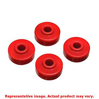 Energy Suspension Universal Shock Eyes 9.8104R Red Fits:UNIVERSAL 0 - 0 NON APP
