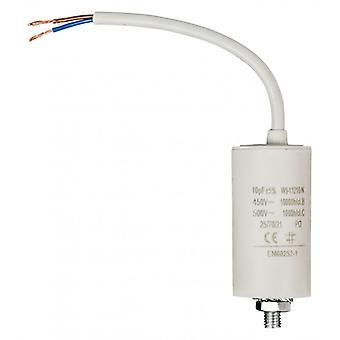 Fixapart Capacitor 450V + Cable 10.0 uf/450 V + cable