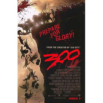 300 Movie Poster (11 x 17)