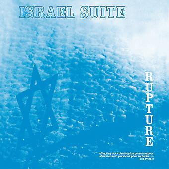 Brud - Israel Suite / Bitterstofferne da Bleu [CD] USA import