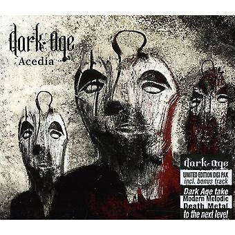 Dark Age - Acedia (Ltd.Digi) [CD] USA import