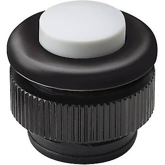 Bell button 1x Grothe 61031 Black, White