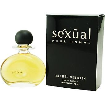 Sexual By Michel Germain Edt Spray 2.5 Oz