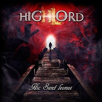 Highlord - Hic Sunt Leones [CD] USA import