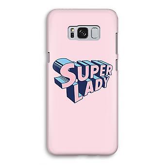 Samsung Galaxy S8 Full ut fallet - Super lady